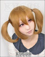 Keiko Ayano Scilica Anime Cosplay Costume Wig COS no Lace Front Japanese synthetic fibre wigs