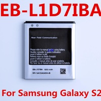 NEW Galaxy S II Skyrocket i727 Battery 1850mAh EBL1D7iBA EB-L1D7iBA T-Mobile