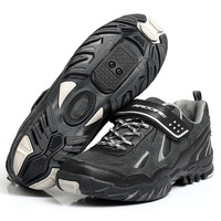 Professional MTB cycling self-locking shoes MTB Bike Bicycle Shoes for Mountain Racing Nylon Soles cycling equipment