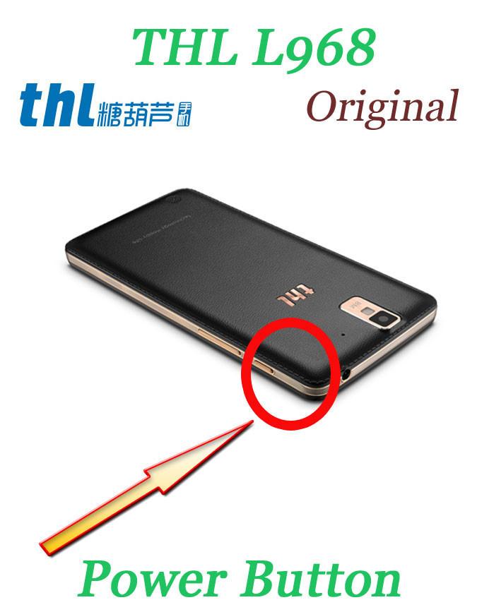 Запасные части оригинальный кнопки ключ для THL L968 мобильный телефон бесплатная доставка