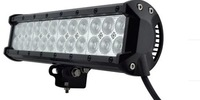 """12"""" 5700LM 72W CREE LED Light Bar Truck Trailer 4x4 4WD SUV ATV OffRoad Car 9-32v Work Working Lamp Pencil Spread combo Beam"""