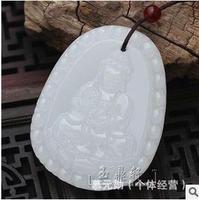 ---- Jade Buddha pendant A cargo of natural jade pendant pendant fashion male models