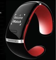 Intelligent bracelet style watch Bluetooth mobile phone hands-free calls sports pedometer
