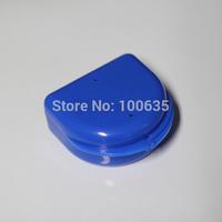 Dental retainer box