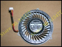 Free shipping new laptop CPU cooling fan sunon MG60120V1-C230-S99 notebook fan computer