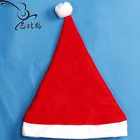 Bobby Christmas quality super soft velvet plush christmas hats hat