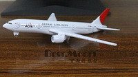 Japan Airlines 777 alloy aircraft Children's Gifts Airplane metal Model free shipping