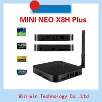 MINIX NEO X8-H Plus Android TV Box Amlogic S812 Full HD 2160P Quad Core 2G/16G 2.4/5GHz WiFi4K 2160P XBMC Smart TV + M1 Airmouse