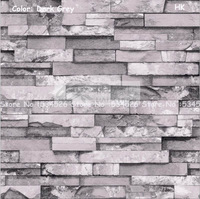 4Colors brick wallpaper roll mural papel parede for walls tapete 3d room wallpaper Pattern Damask wall paper  Wallcoverings