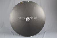 Newest Disc Track wheelset Full Carbon Fiber Tubular Wheel Monocoque 3K Matte Track Bike Wheel OFFER CUSTOM PAINTING