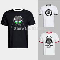 Famous Movies DJ Yoda T Shirt New Design Star Wars t shirt Master Funny Tee Techno Headphones Fashion Star Wars Men t-shirt
