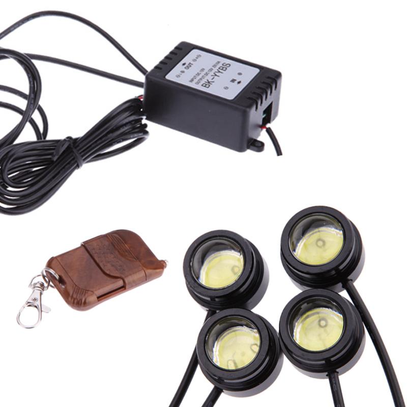 Тормозные огни для мотоциклов Oem 4pcs 3W IP68 звездочка для мотоциклов oem 26 25h 68 47cc 49 minimoto goped mini atv