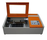 DW40 promotion mini laser engraving machine for stamp/bubber /acrylic