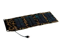 Universal 5.5V 7W Portable Folding Multi-Functional Solar Panel Charger Battery USB Output Controller Pack Power Supply