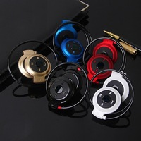 Mini503 (Black) Wireless Bluetooth Stereo Headset Headphone Earphone for Samsung S5 Note4 iphone 6 Plus 5S Cell Phones