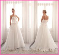 Vestido De Novia Sweetheart Beaded Appliques A Line Long Arabic Wedding Gowns Dresses 2015