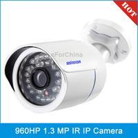szsinocam SN-IPC-5003B H.264 HD 960P 1.3 Mega Pixel Infrared Night Vision IP Camera