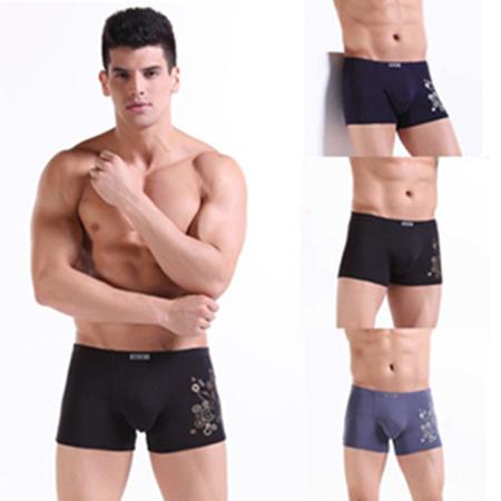 freie shoping antibakterielle atmungsaktive modalen männer boxer hochwertige sexy männer unterwäsche männer shorts