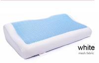 2015 Technology Pillow Factory Direct Memory Foam Massage Pillow Foam Gel Pillow Gel Surface High Quailty Free Shipping SZ17