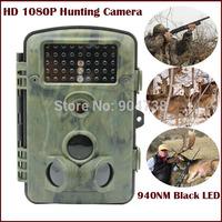 940NM scouting hunting camera RD1000 New HD Digital Infrared Trail Camera 2.4' LCD IR Hunter Cam Russian