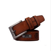genuine leather belts for Men    material:90% cow leather and 10% fiber   width:3.7cm   length:115cm