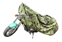 F09824 JMT 1piece Waterproof UV Resistant Dust Prevention Camouflage Motorcycle Covers XXL Size 245x10x125cm FreePost