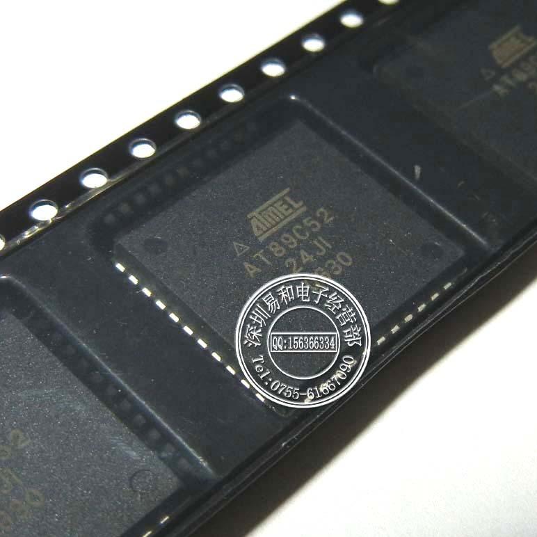 AT89C52-12JC AT89C52-12JI