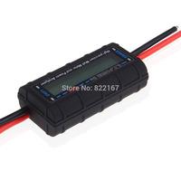 New 4.8V-60V 130A LCD G.T Power RC Watt Meter Tester and Power Analyzer High Precision