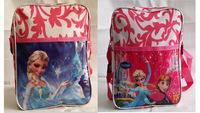 2014 Sale Pillow Lace Zipper Bolsa Manufacturers Spot Froze New Shoulder Bag Messenger Frozen Printing Handbag Mirror Children