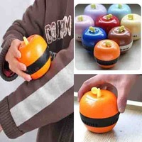 2014 New Mini home Handheld vacuum cleaner desk cleaner Apple mini desktop dust collector Desktop Cleaner