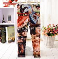 How To Train Your Dragon Children Girls Leggings 2014 Autumn Spring Girl's Annimal Printed Tights Kids Trousers Childs leggings