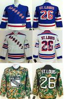 Youth New York Rangers Hockey Jerseys #26 Martin St.Louis Jersey Cheap Jerseys