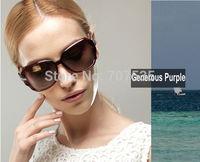 Free-shipping 5 colors anti-UV400 classic women polarized sunglasses