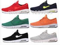 New brand air cushion shoes run Stefan Janoski Max women sneakers leisure tennis shoes