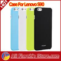 New arrival Lenovo S90 case,Hard PC back cover case for Lenovo S90 + Screen Protector, HK Post Freeshipping