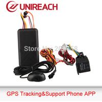 Wireless GPS Vehicle Tracker (FK60)
