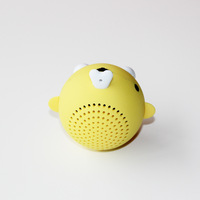 Free Shipping Mini Speaker Wireless Cartoon HiFi Speaker Small Shark Speaker