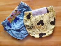 36pcs/lot European Famous Children Carton Multi Designs Children Underwears Kids Boys Underwear Comfoetable Briefs