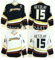 Youth Anaheim Ducks Hockey Jerseys #15 Ryan Getzlaf Jerseys ice hockey jersey