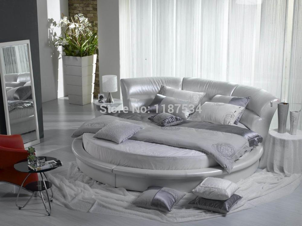 Slaapkamer Rond Bed : Adult Round Bed Modern