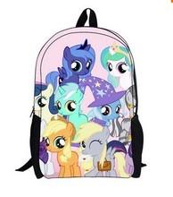 New arrival 2014 My Little Pony bag for kids cartoon backpack Little Pony kids backpack