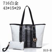 PROMOTION new 2014 famous Designed Michaeled bags handbags women clutch Pew LEATHER shoulder  korss tote women bag