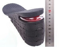Ultimate Insoles  Increase 11CM 5 Layer Air Cushion Insoles Shoe Lift Fit for EU36-38/US5-7/UK3-5 Increase Your Height