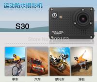 New Fashion S30 Sport Camera Action Camera Go Pro Camera Gopro # 210070