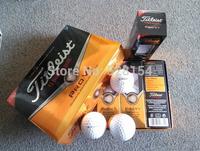 Free shipping new 2014  Brand New PRO V1x Two Piece Golf Balls(12pcs/box)