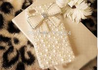 HOT Cellphones tassels cases DIY Back Covercase housing Luxury Bling Diamond Case phone 5 5s for phone 4 4s diamond phone cases