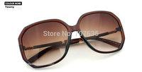 Hot sales 7 colors of classic Retro UV-protection women polarized Oculos G204