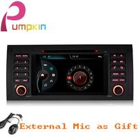 kd 7 inch  2 din car dvd player for bmw e39 x5 e53 m5+3g+bluetooth+gps navigation+audio+stereo+radio+tv+pc+dvd automotivo+sd usb