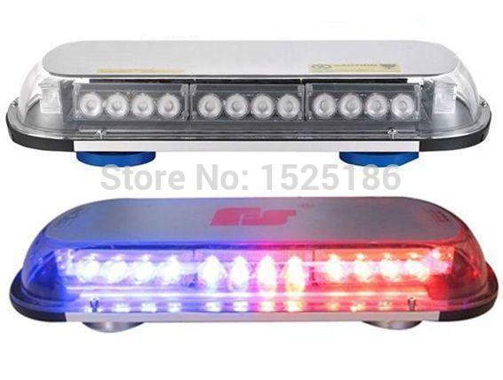 Free Shipping led mini lightbar mini led lightbar led mini light bar mini warning lightbarLAM-1403B(China (Mainland))