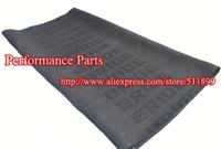 Black BRIDE Fabric For Bride Seat 160x75cm Seat Cloth (4 color to Choose)